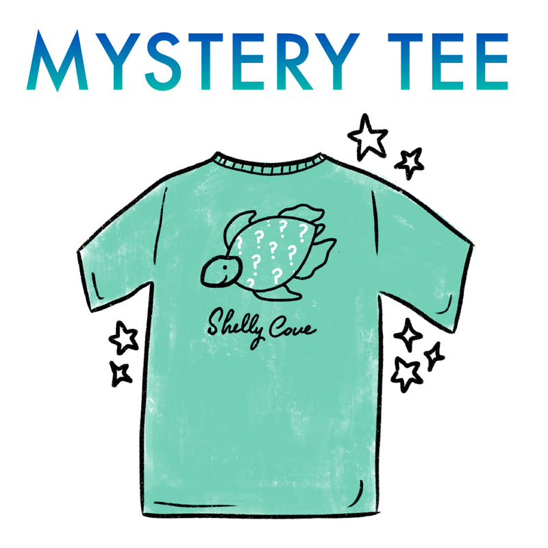 Mystery Short Sleeve - Shelly Cove
