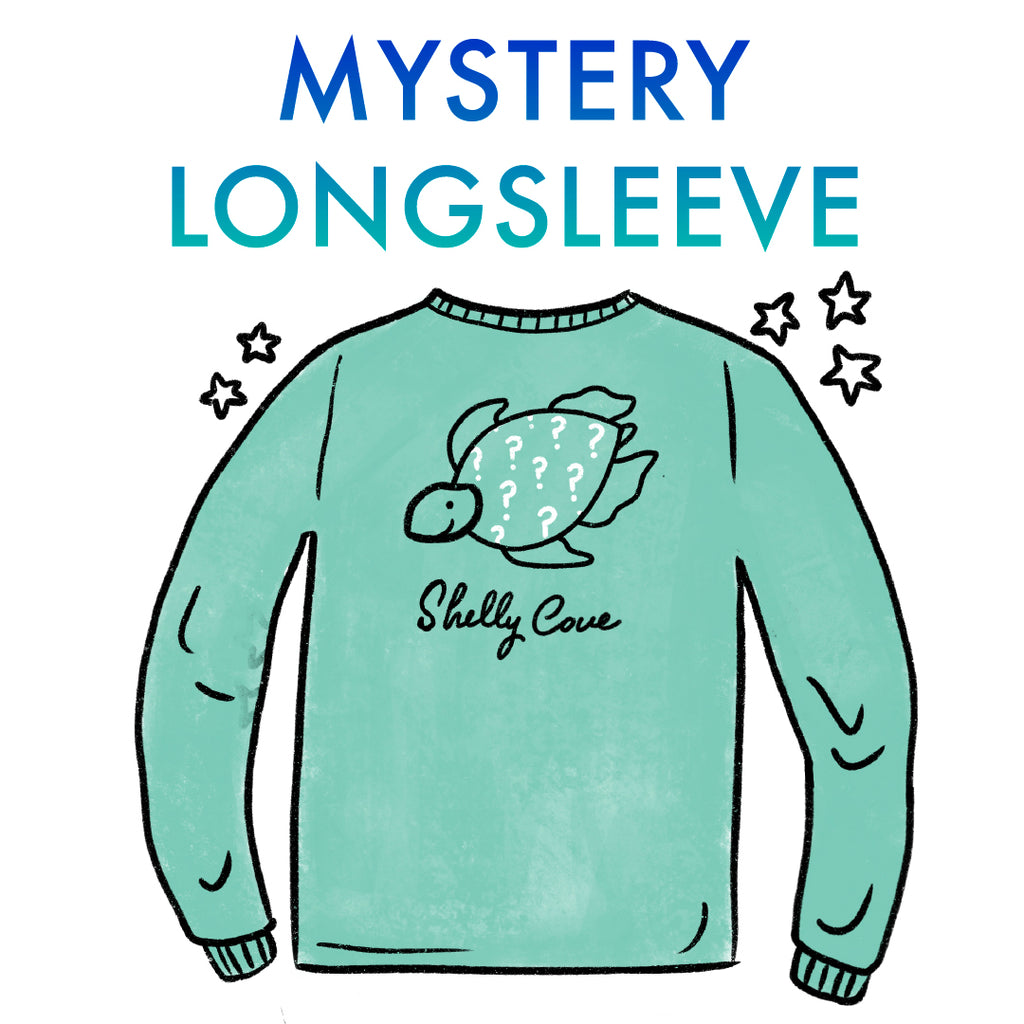 Mystery Long Sleeve - Shelly Cove