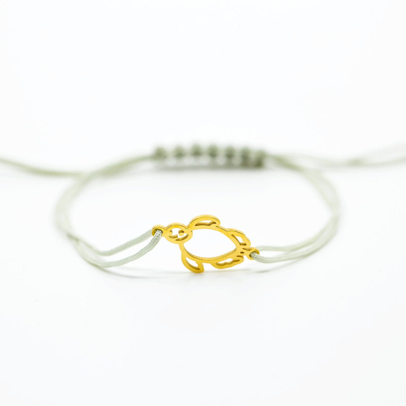 Shelly Cove Logo Bracelet - Shelly Cove