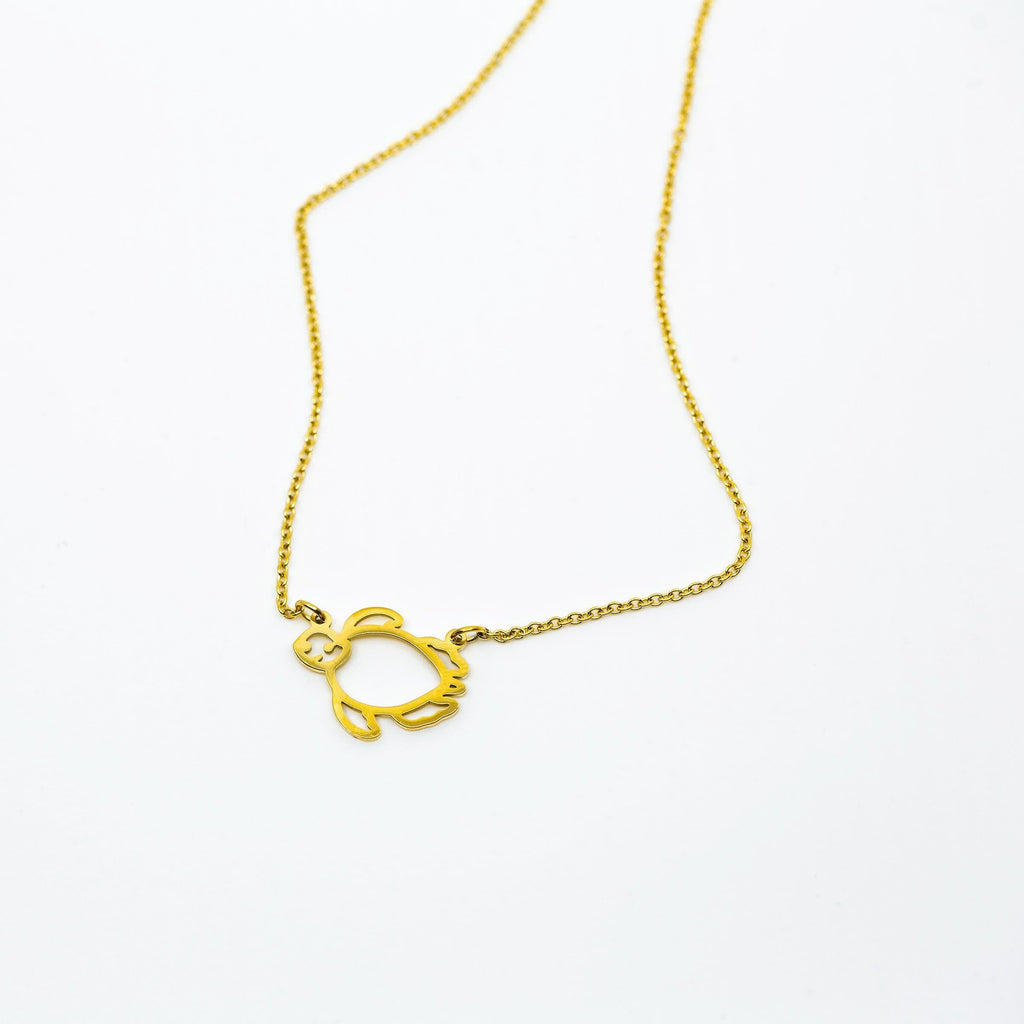 Shelly Cove Logo Necklace - Shelly Cove