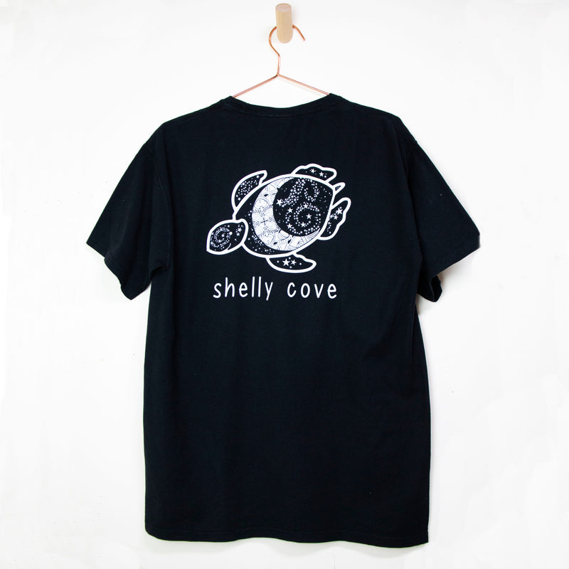 Moon Mandala Short Sleeve Tee - Shelly Cove