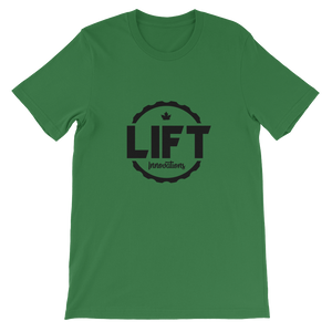 Mens T-Shirt (LEAF GREEN) FREE SHIPPING to USA, Europe (see list in description)