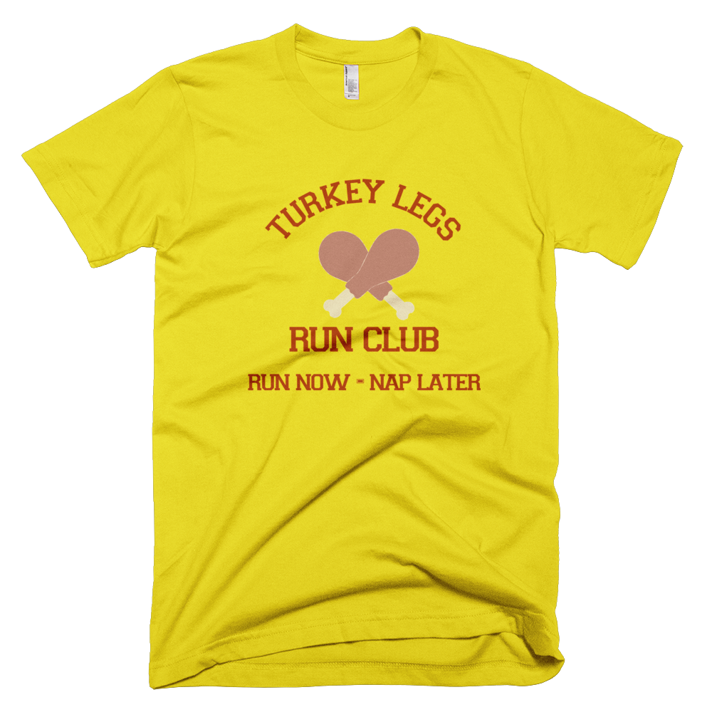 Turkey Legs Run Club Shirt
