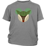 Yoda Mickey Head Shirt - Kids Shirt