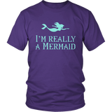 I'm Really A Mermaid