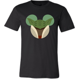 Yoda Mickey Head Shirt - Multiple styles & colors