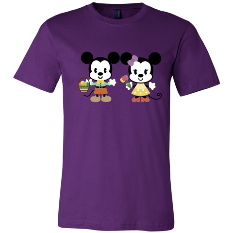 Easter Mickey and Minnie - Multiple colors & styles