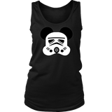 Storm Trooper Mickey Head - Multiple Styles & Colors