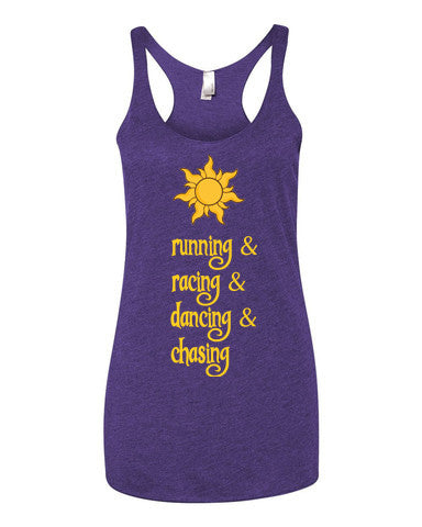 Running & Racing - Tech Tee or Tank
