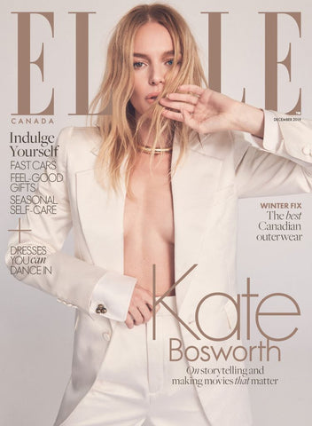 Elle Canada Kate Bosworth