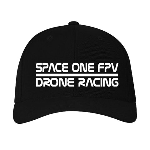 SPACE ONE FPV DRONE RACING embroidered hat