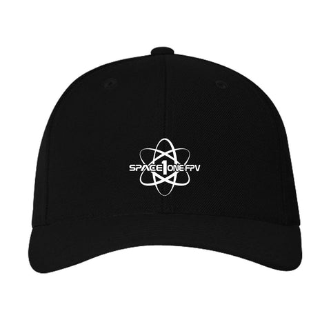 SPACE ONE FPV official logo embroidered hat