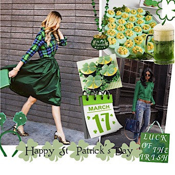 ST. PATTY'S MOOD BOARD