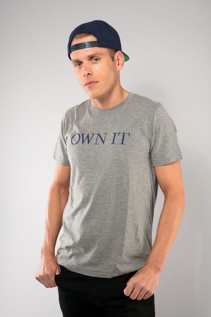 Own It Unisex Speckled Tee