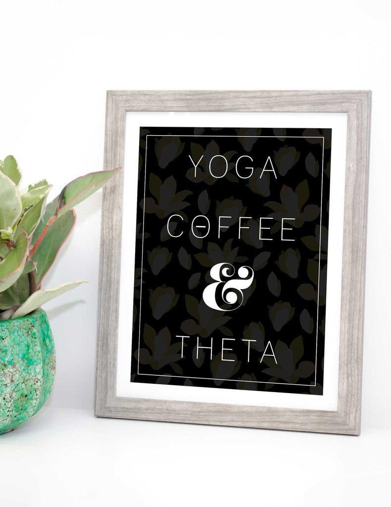 Yoga Coffee & Theta