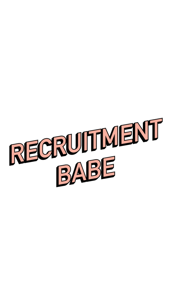 Recruitment Babe IPHONE WALLPAPER FREE INSTANT DOWNLOAD!