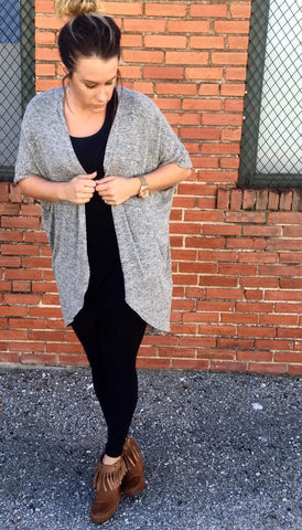 Slouch Cardigan