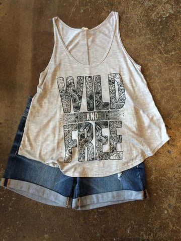 WIld and Free Crop