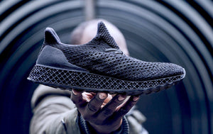 Adidas' 3-D Printed Sneakers Make Advances In Shoe Comfort