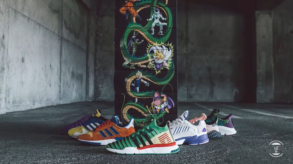 Dragon Ball Z Adidas Shoe Opinion 2018
