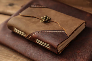 How to Care for a Leather Journal