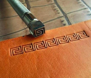 How to Emboss on Leather