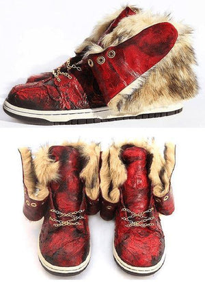 How to Incorporate Fur Into Custom Shoe Design