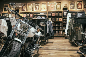 Leather Robbers Steal $13,000 of Leather Jackets from Harley Davidson