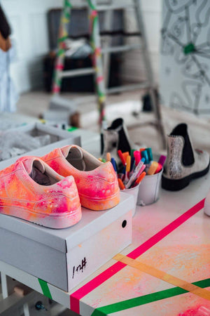 The 6 Worst Parts of Starting Out as a Shoe Artist