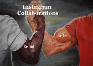 Want to Collab on Insta?