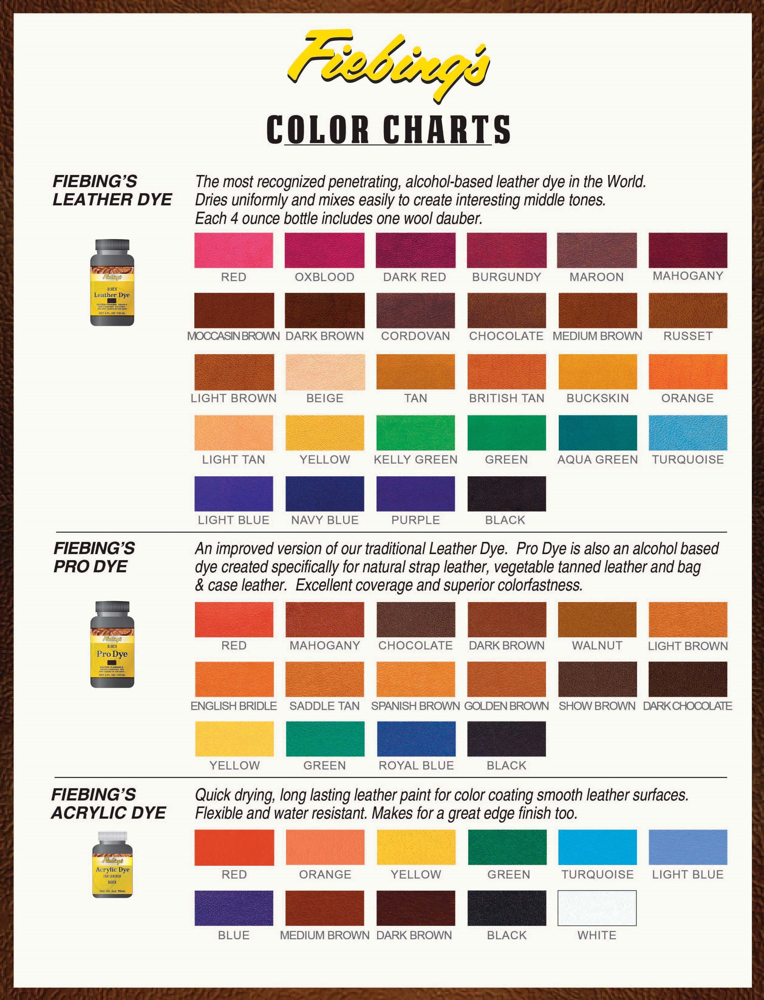 Rit dye colors chart images free any chart examples