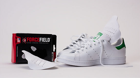 Forcefield Sneaker Anti-Crease technology