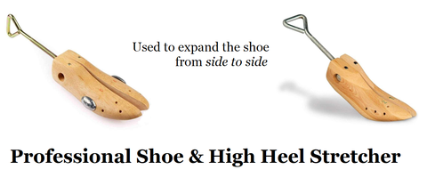 Professional Shoe and High Heel Stretcher