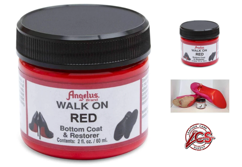 Red Bottom paint coat restorer