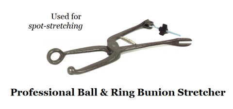 Spot Stretching shoe stretcher ball and ring bunion stretcher for people with corns and hammertoes