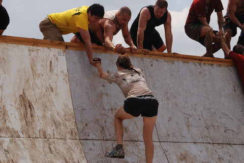 girl mud run