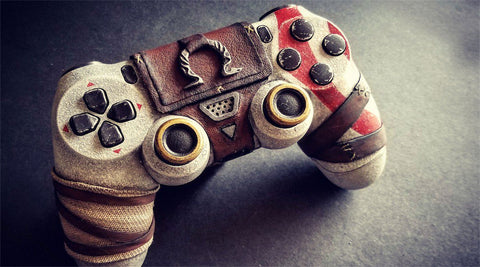 How to Paint Video Game Controllers