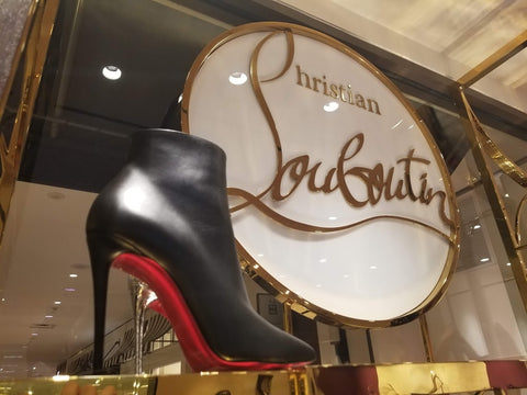 louboutins red cover