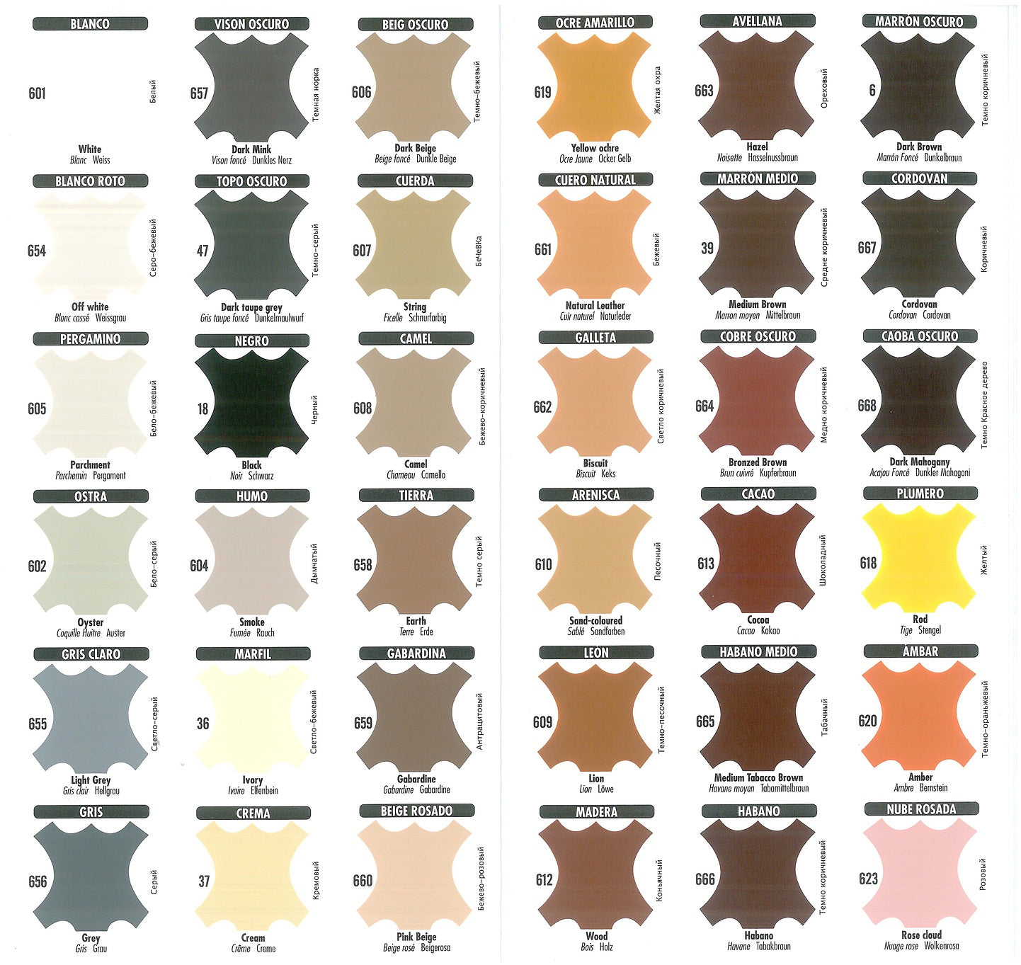 tarrago_cream_dye_color_chart