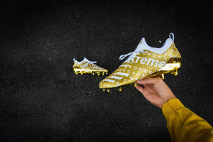 Adidas LV Supreme Custom Football Cleats Footwear Adidas