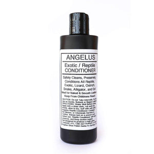Angelus Professional Reptile & Exotic Deep Conditioner Preserver Lotion #212 8 oz Shoe & Leather Care Angelus