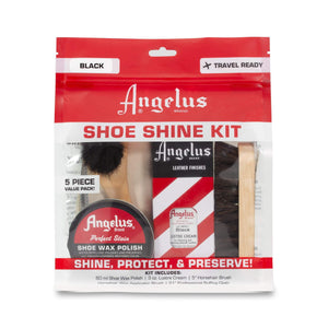 Angelus Shoe Shine Travel Kit Shoe & Leather Care Angelus