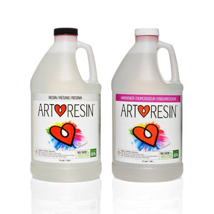 ArtResin Epoxy Resin 1 Gal Kit Craft & Repair ArtResin