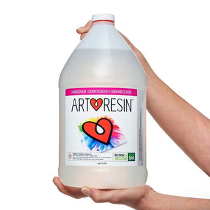 ArtResin Epoxy Resin 2 Gal Kit Craft & Repair ArtResin