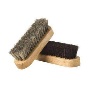 Bickmore 100% Horshair Professional Hat Cleaning Brush Shoe & Leather Care Bickmore Black