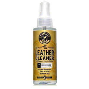 Chemical Guys SPI_208_04 Colorless and Odorless Leather Cleaner Apparel Accessories Chemical Guys 4 fl. Oz