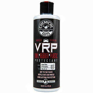 Chemical Guys TVD_107_16 V.R.P. Vinyl, Rubber, and Plastic Super Shine Dressing (16 oz) Apparel Accessories Chemical Guys