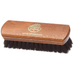 Collonil Professional Shoe Boot Shine Buff Brush with 100% Horshair Shoe & Leather Care,Accessories Collonil
