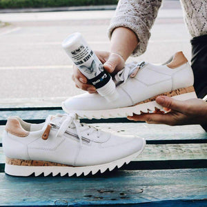 Collonil Sneaker White Whitens All Athletic & Tennis Shoes Made of Smooth Leather Shoe & Leather Care Collonil
