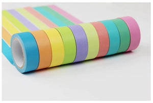 Colorful Japanese Paper Masking Tape Craft & Repair LCS